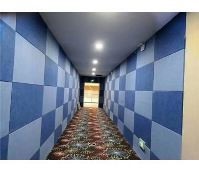 KTV 走廊效果图