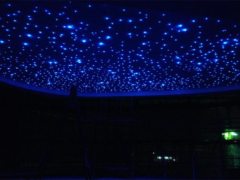 光纤星空顶