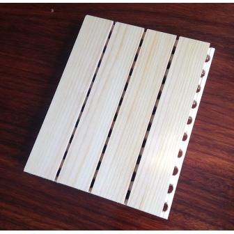 声美纳实木木质吸音板